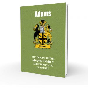 Adams - Welsh Surname