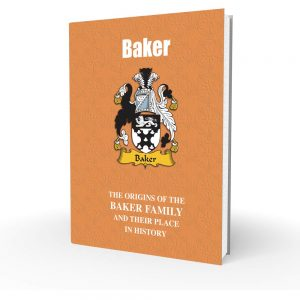 Baker - English Surname