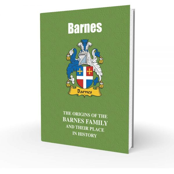 Barnes - English Surname