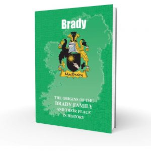 Brady - Irish Surname