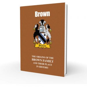 Brown - English Surname