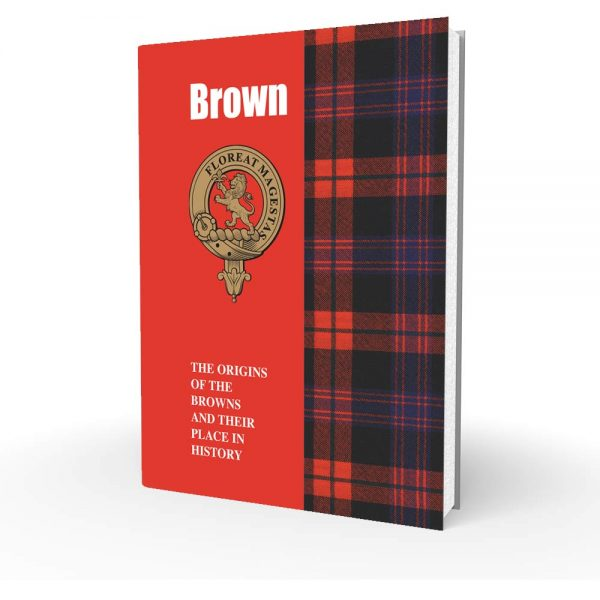 Brown - Scottish Surname