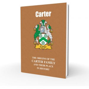 Carter - English Surname