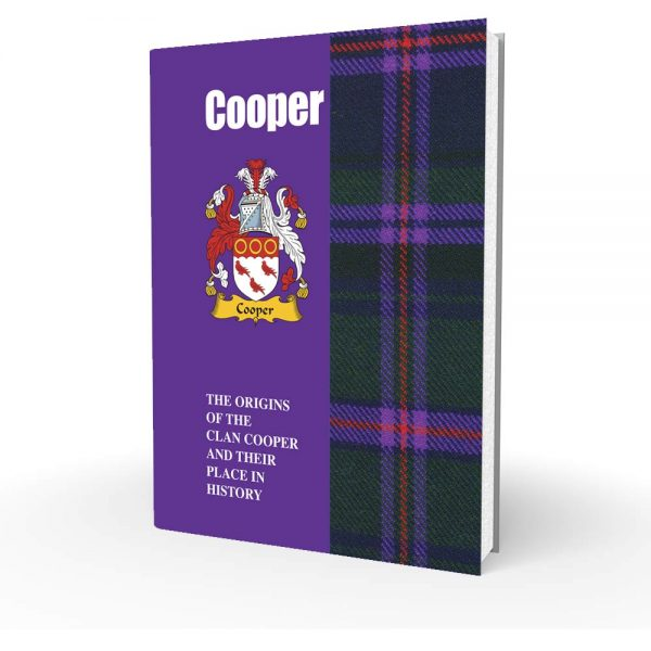 Cooper - Scottish Surname