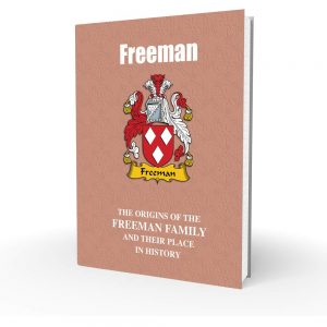 Freeman - English Surname