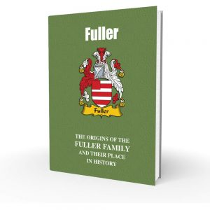 Fuller - English Surname