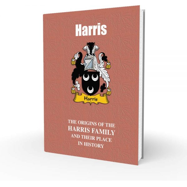 Harris - Welsh Surname