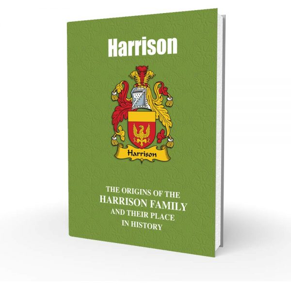 Harrison - English Surname