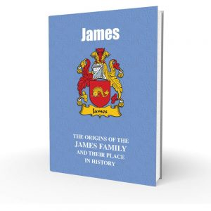 James - English Surname
