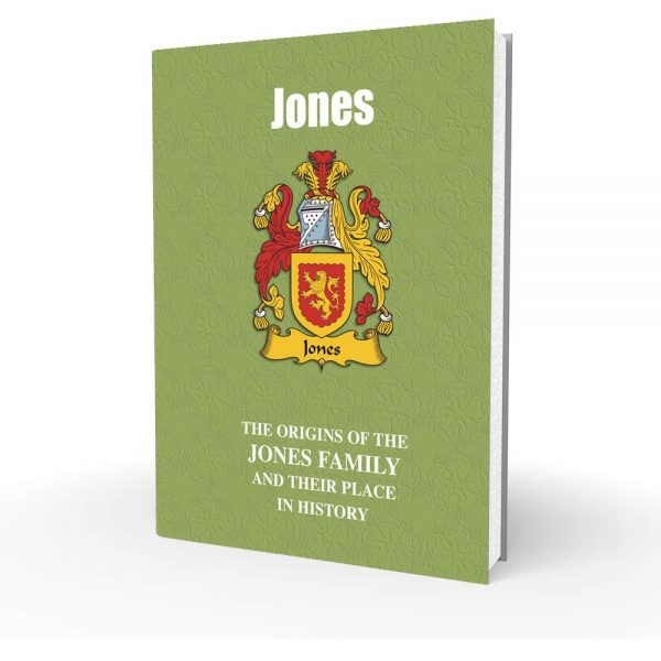 Jones - English Surname