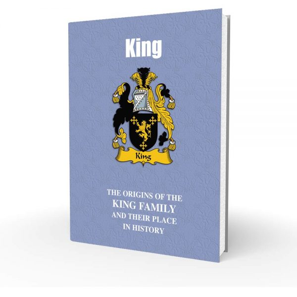 King - English Surname