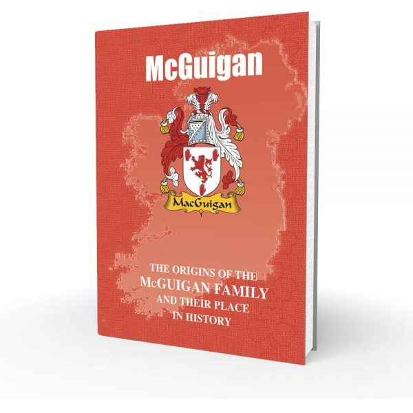 McGuigan - Irish Surname