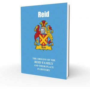 Reid - English Surname