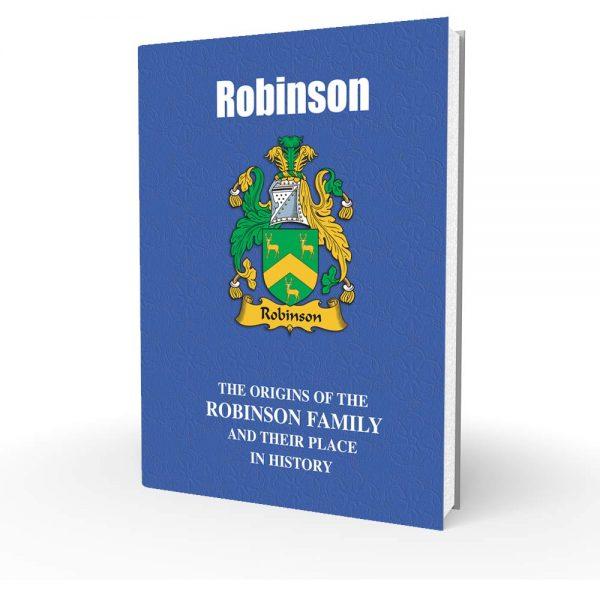 Robinson - English Surname