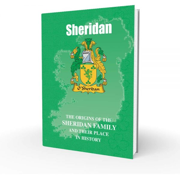 Sheridan - Irish Surname