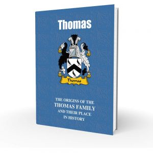 Thomas - Welsh Surname