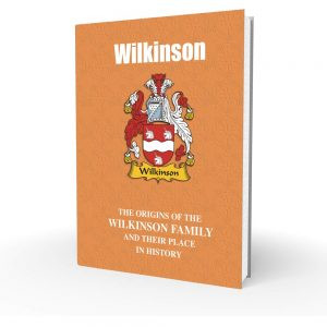 Wilkinson - English Surname