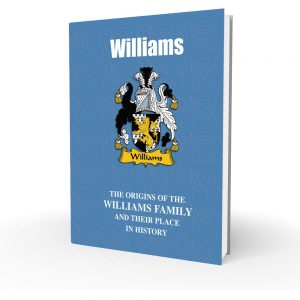 Williams - Welsh Surname
